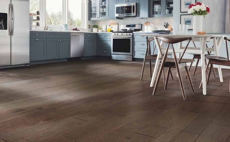 Hardwood Flooring Kitchen